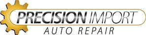 Precision Import Auto Repair - Logo